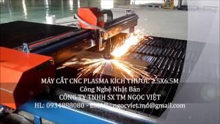 May Cat CNC Plasma   Hiện Đại Nhất Công Nghệ Nhật Bản