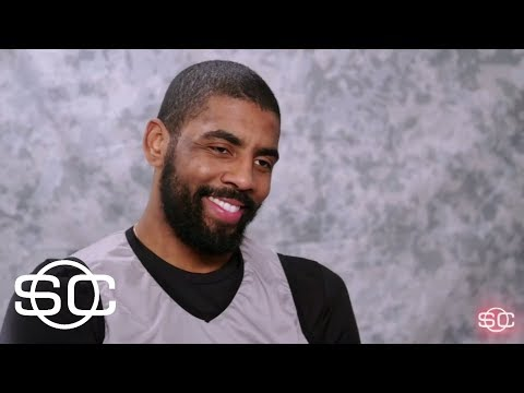 Kyrie Irving interview with Rachel Nichols: Talks Uncle Drew, Boston Celtics | SportsCenter | ESPN