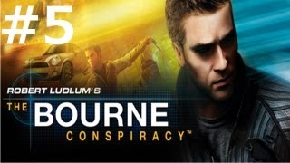 The Bourne Conspiracy - Mission 5