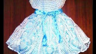Нарядное белое платье. Часть 2. Юбка, начало.