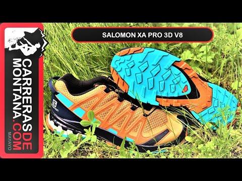 salomon xa pro 3d gtx test zapatillas