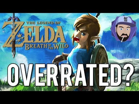 Is Breath of the Wild for Nintendo Switch OVERRATED? | RGT 85