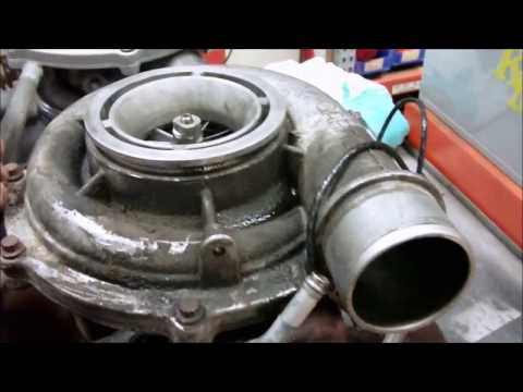 LBZ Duramax Turbo Removal and Install