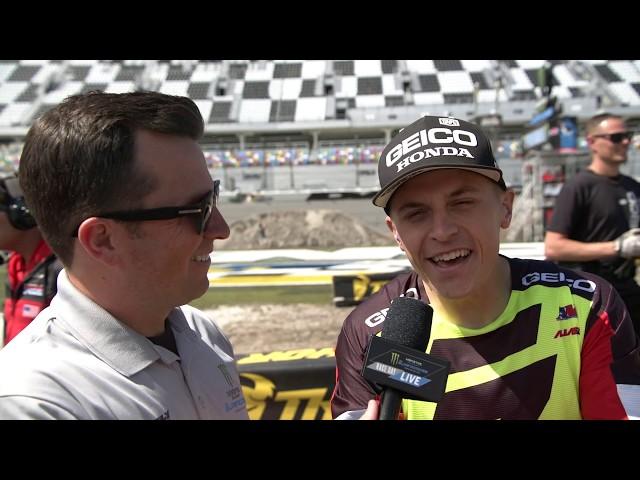 Jeremy Martin - Daytona - Race Day LIVE 2020