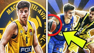 You Won't Believe Why Point Guard Deni Avdija Is A Future NBA Star | Ft Highlights