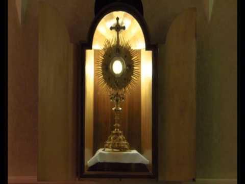 Adoration Eucharistique: 10 mn de Coeur à coeur avec Jésus, Chapelle du Saint Esprit