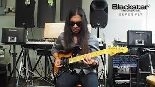 Blackstar Super FLY - Jam Session with Edrie Hashim