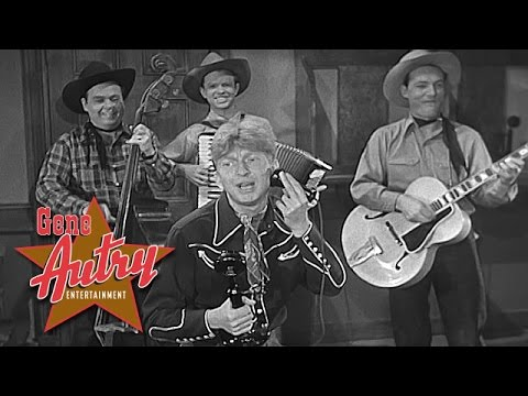 The Cass County Boys & Sterling Holloway  Great GrandDad Twilight on the Rio Grande 1947