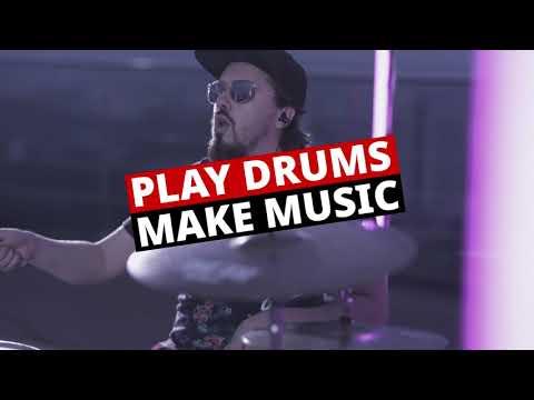 Real Drums - Drum Set Music Games & Beat Maker Pad