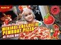 Bermain masak masakan di Pizza Hut. Enak gak ya | Maylaf Making Her own Pizza at Pizza Hut's Kitchen