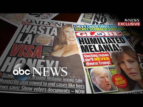 Melania Trump: Alleged infidelities not concern and focus of hers