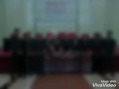 Evangelical Union. Pachhunga University College. 2015-16