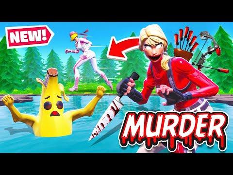 smotret boom bow murder mystery new game mode in fortnite battle royale onlajn - fortnite default deathrun code kenworth
