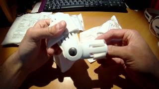 Посылка из Китая - супинатор для пальцев ног. Силиконовый и пластиковый.(Ссылка на товар (пластик) - http://ali.pub/ypidt Ссылка на товар (силикон) - http://ali.pub/s7gzl JOIN QUIZGROUP PARTNER PROGRAM: ..., 2015-07-01T08:42:28.000Z)