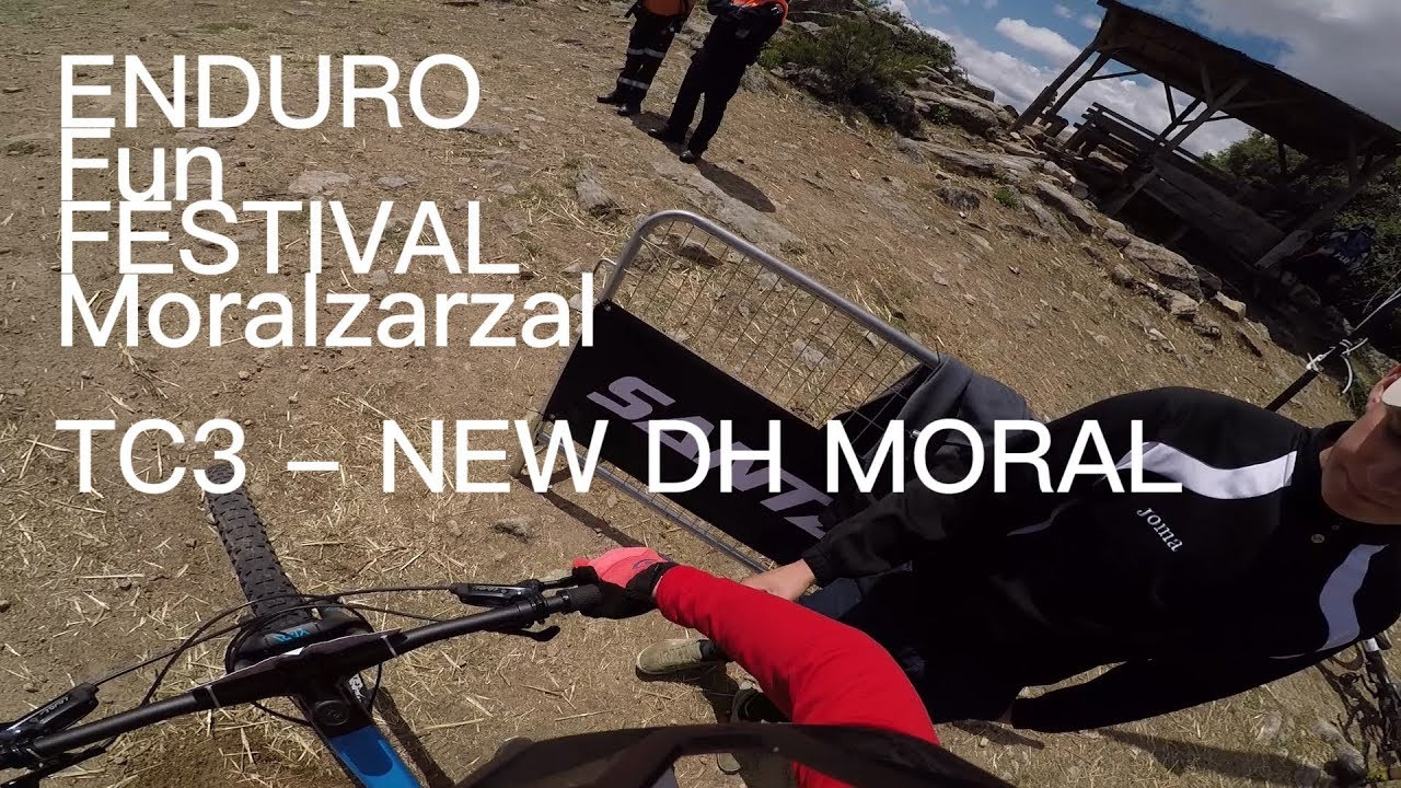 Circuito Xco Moralzarzal : Enduro fun festival 2018 moralzarzal tc3 new dh moral youtube