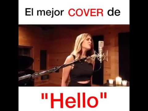 Cover Hello Latino / Cover Latin Hello Adelle