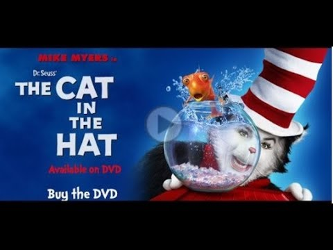 Sam & Cat   - Cat Movie  -  Stars  Mike Myers   - The Cat In The Hat 2015