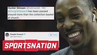 Dwight howard lights up people on twitter | sportsnation | espn