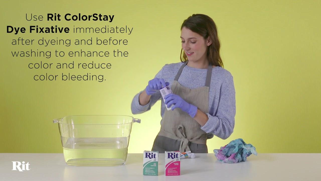 how to make dye powder