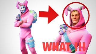 Rabbit raider rare glitch fortnite how to do