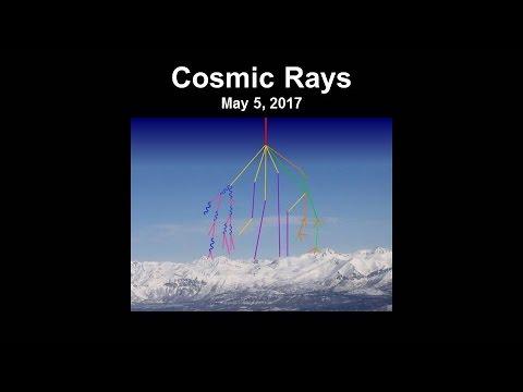 Cosmic Rays 2017
