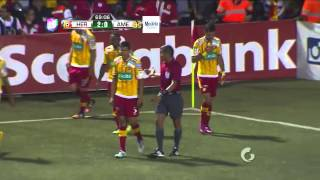 Herediano vs América 3-0 Semifinal Ida Concacaf Liga Campeones 2015