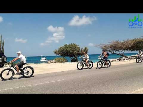 Aruba Ebike Tours