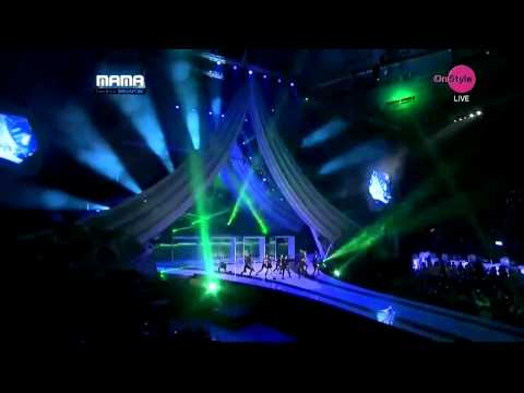 HD 111129 2NE1  Lonely + I Am The Best MAMA 2011 in Singapore