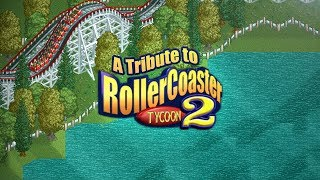 A Tribute To RollerCoaster Tycoon