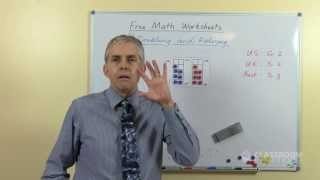 Teacher Math Lesson: Doubling & Halving - Addition & Subtraction Facts