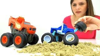 ToyClub шоу - Чудо машинки: Вспыш ищет Крушилу