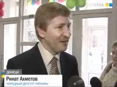 Rinat Akhmetov Advocates Healthy Lifestyle