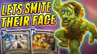 This Deck will cure your Depression | Wild OTK Priest | Hearthstone RoS