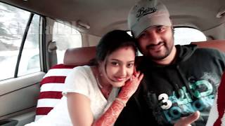 Anubhav Mohanty and Barsha Priyadarshini  Honeymoon Photos