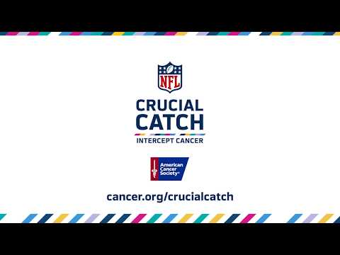ACS & The NFL Support All Cancers