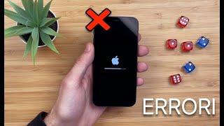 PULISCI gli ERRORI su iPhone (VERSIONE 2021)