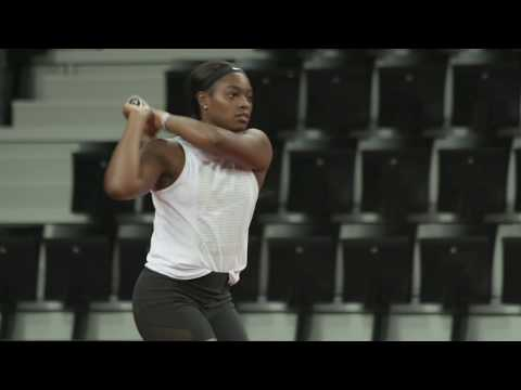 USTA Fed Cup 2018: Sloane Stephens vs. Pauline Parmentier on Day 1
