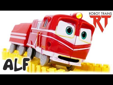 Robot trains panini album vuoto box bustine packets figurine