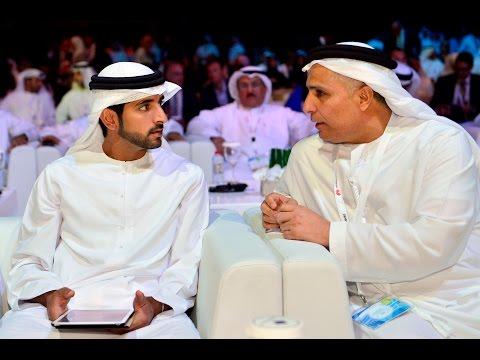 حمدان بن محمد يفتتح مؤتمر النقل لمنطقة الشرق الأوسط وشمال أفريقيا