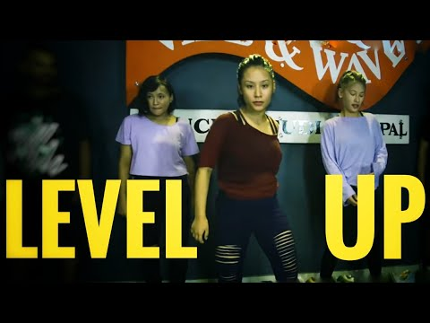 Level up dance - Ciara | Choreography by Rahul shah | NiranJan & YuMi