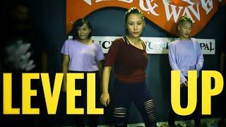 Level up dance - Ciara | Choreography by Rahul shah | NiranJan & YuMi
