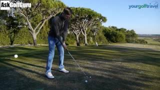Portugal San Lorenzo Golf Course