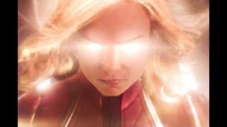 CAPTAIN MARVEL Official Trailer (2019)