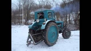 Mój ciągnik T - 40A ㋡ NazarFermer