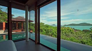 Sri panwa One Bedroom Luxury Pool Villa room tour!