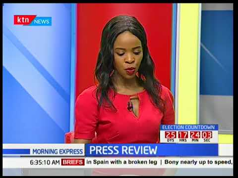How the IEBC failed Kenya, Press Review