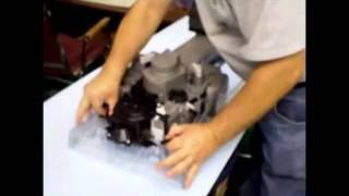 How to Replace a Hoover Steam Vac Motor F7452 (Part 1: Disassemble)