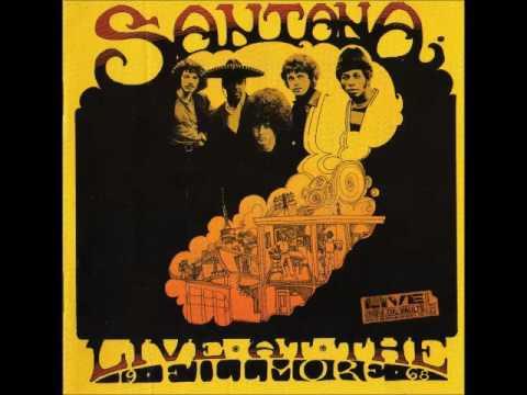 Santana- Live Filmore 68