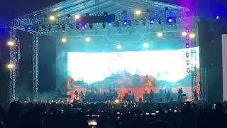 Arijit Singh's grand entry | Bekhayali | Live in Concert Hyderabad | LB Stadium | 23 Nov 2019