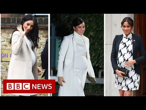 Royal baby: How Meghan kept working through pregnancy - BBC News Mp3